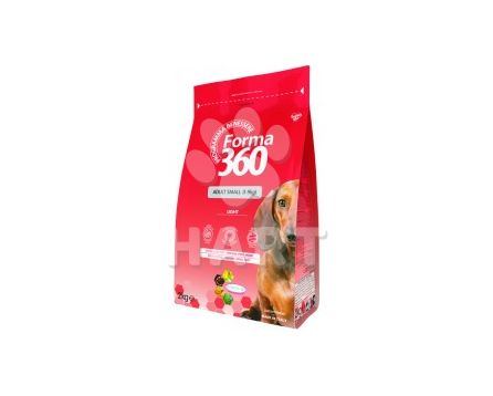 FORMA 360 LIGHT(nadváha) kuře small   2kg