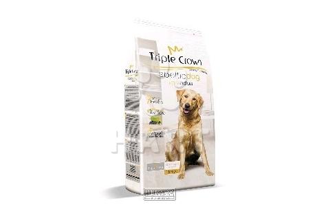 TRIPLE CROWN dog – Sbeltic dog light adult (pro psy s nadváhou) 15kg
