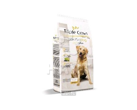 TRIPLE CROWN dog – Sbeltic dog light adult (pro psy s nadváhou) 15kg