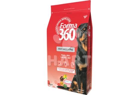 FORMA 360 adult KUŘE large   12kg