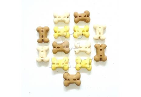"""Pamlsky - Suchárky """"mini kostičky""""   puppy mix vanilla   1kg"""