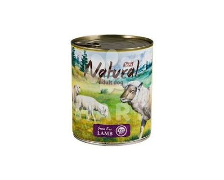 Tobby Natural Grain Free Lamb - konzerva bez obilovin (jehně) 850g