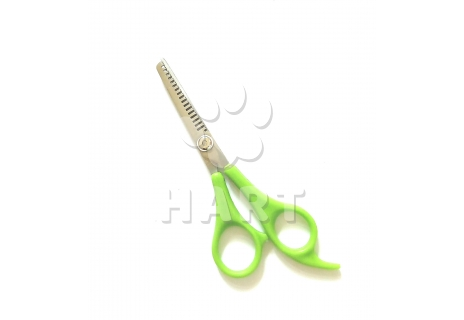 Prostřihávací(efilační) nůžky, jednostranné,JK Animals, 14,7cm