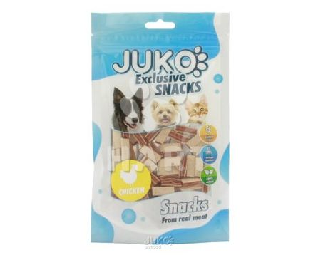 Pamlsky - Snack Mini cat Chicken Sandwich  70g 1bal