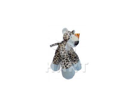 Plyšová hračka pískací Leopard, vel. 22cm