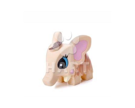 Vinylový mamut, gumová hračka cca 11cm