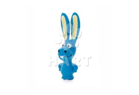 Latexový oslík, latexová hračka cca 17 cm