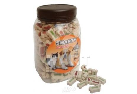 Kalciová kostička MIX 300g Smarty