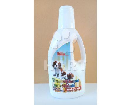 Werra šampon pro štěťata     500ml