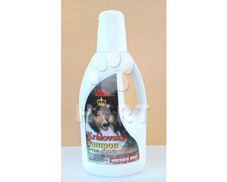 Werra šampon pro  psy KRÁLOVSKÝ   500ml
