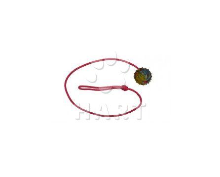 Míček na šňůrce GAPPAY, prům.6cm, šňůrka dl.1m (0726-100)