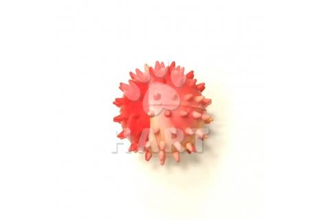 Míček s vůní prům.3,5cm, pevná tvrdší guma  1ks