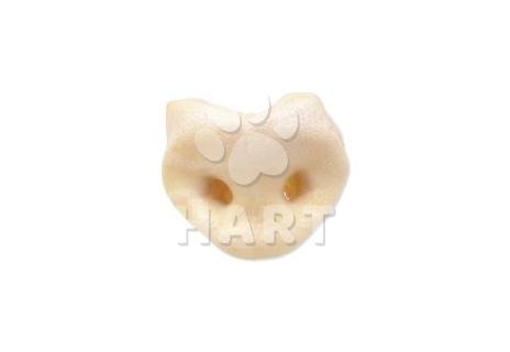 Rypáček sušený(extrudovaný)bílý , přírodní    1ks