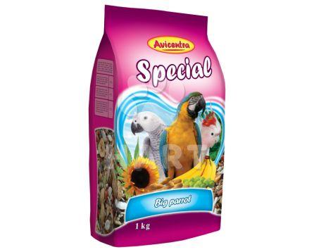Avicentra Velký papoušek special 1kg