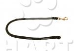 "Vodítko ""couračka"" bez poutka, ploché, zapletené š.10mm /dl.cca 40cm nylon"