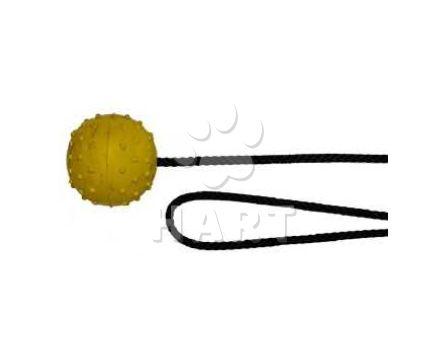 Míček na šňůrce S - prům.6cm/dl.60cm