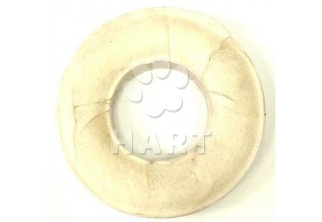 Kroužek z buvolí kůže malý, s kalciem vel.cca7,5cm