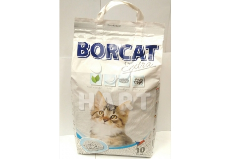 BORCAT 10l - stelivo wc cat
