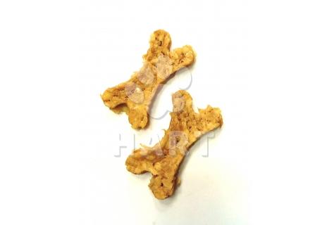 Kost natural s drůbežími játry a YUCCOU pro dobré trávení vel.cca10cm