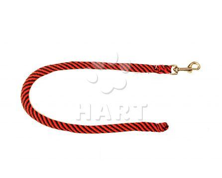 """Vodítko """"couračka"""" bez poutka, ploché lano š.12mm /dl.54cm"""