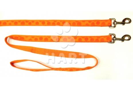 Vodítko textilní tkané vel.L, š.25mm, dl.115cm