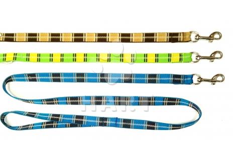 Vodítko textilní tkané vel.M, š.20mm, dl.130cm