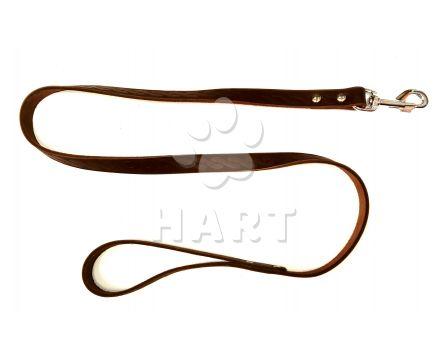 Vodítko HERRY hladké zdobené vlisem, š.20mm dl.120cm