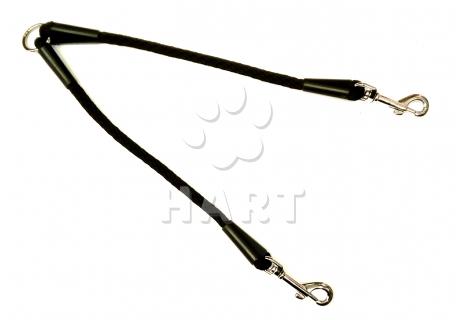 Rozdvojka kulatá spirála, prům.15mm/dl.30=dl.jednoho ramene