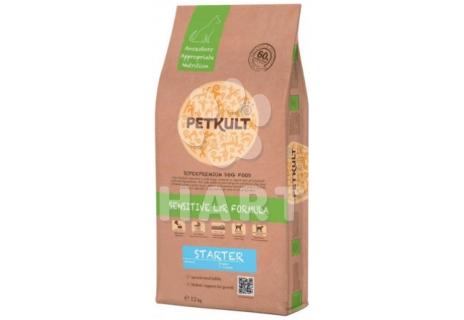 PETKULT  STARTER    12kg