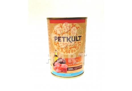 PETKULT dog JUNIOR krocan 400g