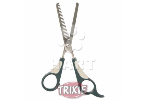 Efilační nůžky prostřihávací jednostranné 18 cm