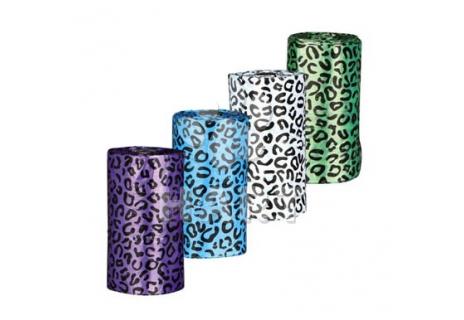Hygienické sáčky na trus vel. L vzor gepard, 4 role x 20ks