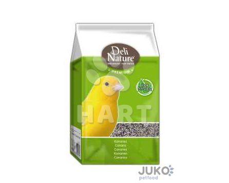 Deli Nature Premium CANARIES 1kg-Kanárek
