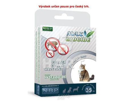 Max Biocide Spot-on Cat 5x1ml