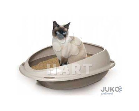 WC Cat SHUTTLE-2-s okrajem 57x40xh19cm