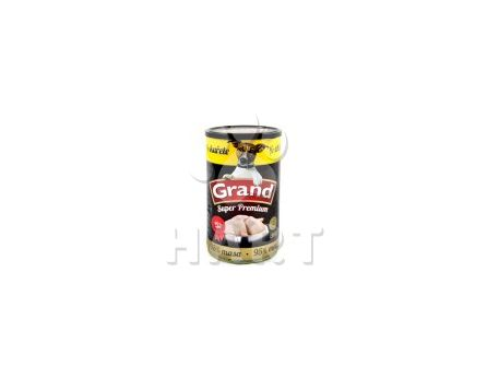 GRAND-celá  1/2 KUŘETE v konzervě 1300g