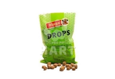 Dingo drops - suchary s přídavkem  škvarků 500g