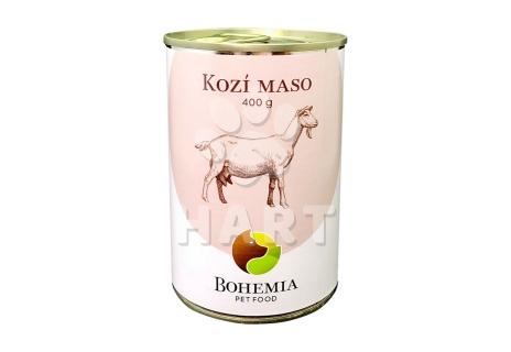 Bohemia KOZÍ maso ve vlastní šťávě 400g