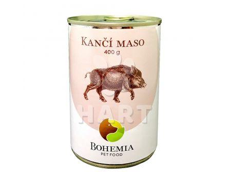 Bohemia KANČÍ maso ve vlastní šťávě  400g