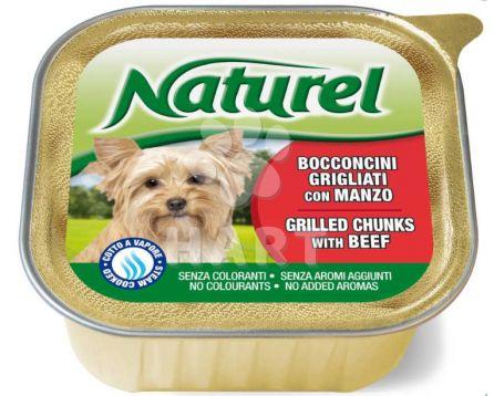 Naturel dog vanička Beef(hovězí) 150g