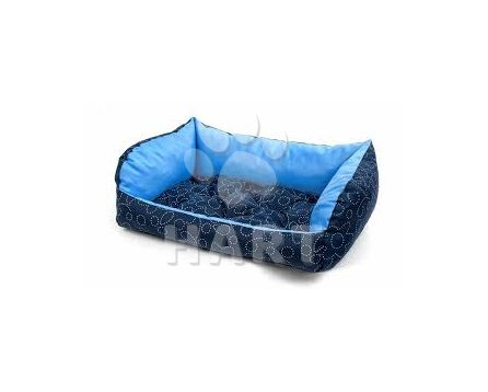 "Pelech  č.2 Kanape"",modro/modrý vel.90x70x30cm"
