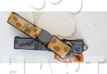 Obojek popruhový TLAPKY BAF  š.40mm x 43-74cm