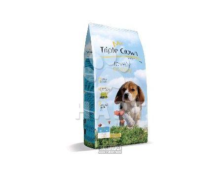 TRIPLE CROWN dog – Lovely puppy(štěňata malých a stř.plemen, březí a kojící feny) 3kg