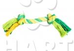 Bavlněný uzel -vel.25 cm/75g, 2knoty(silný)    1ks