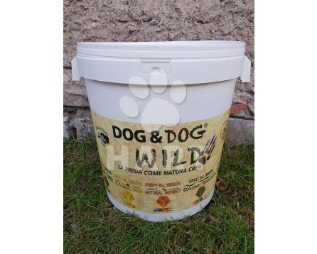 """Barel na krmivo """"WILD"""" na cca 15kg krmiva          1ks"""