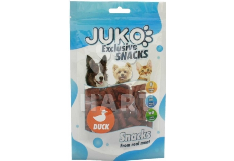 Pamlsky - Snack MINI DUCK STICKS WITH GLUCOSAMINE & CHONDROITIN     70g