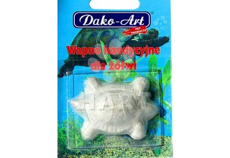 Dako vápníková želva 20g  1ks