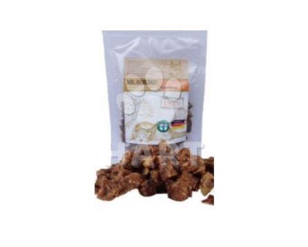 Sušené maso 100% , čisté KACHNÍ kostky - přírodní pamlsek pro psa 80g
