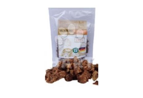 Sušené maso 100% , čisté KACHNÍ kostky - přírodní pamlsek pro psa 500g