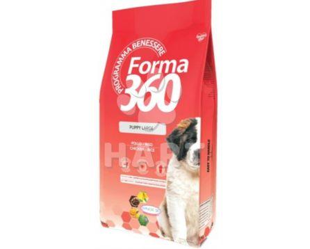 FORMA 360  puppy large kuře , 12kg